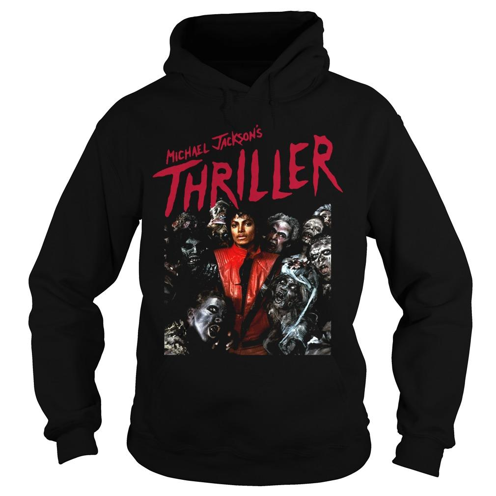 US Adelaide Michael Jackson's Thriller Hoodie
