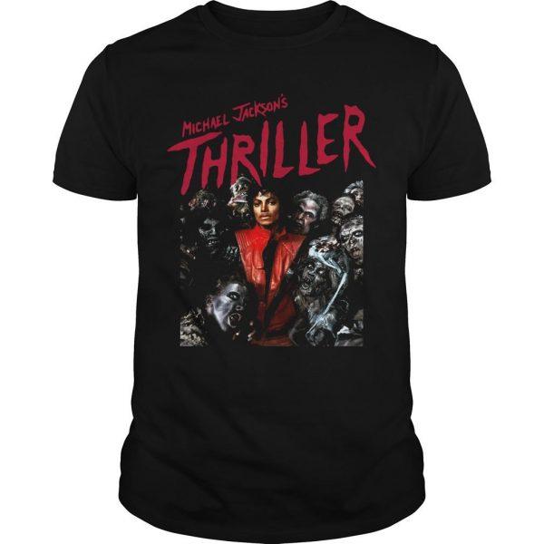US Adelaide Michael Jackson's Thriller Shirt