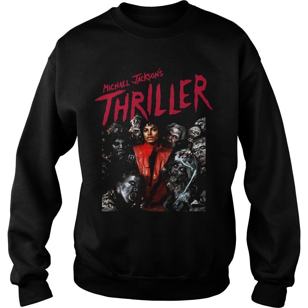 US Adelaide Michael Jackson's Thriller Sweater