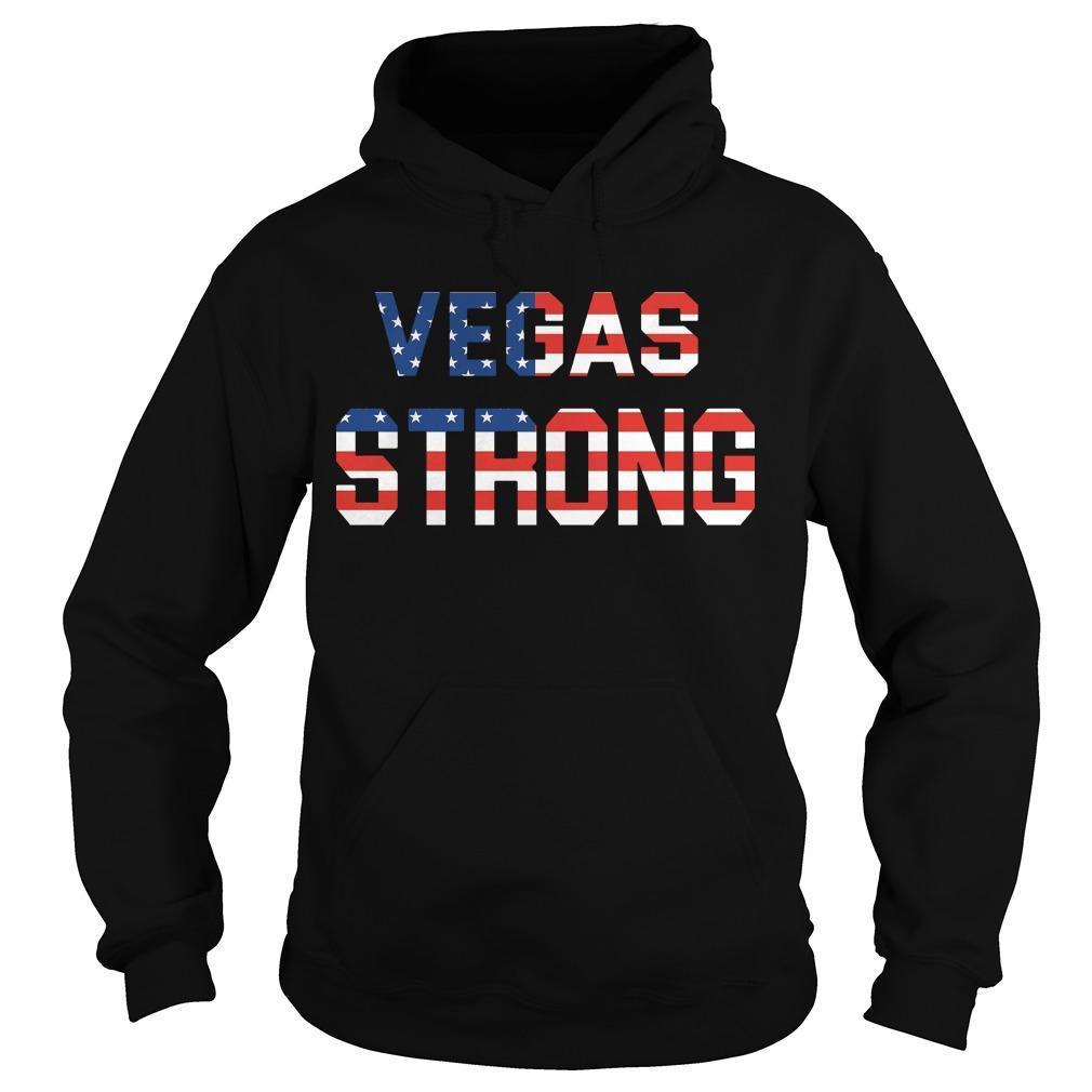 Veteran Vegas Strong Hoodie
