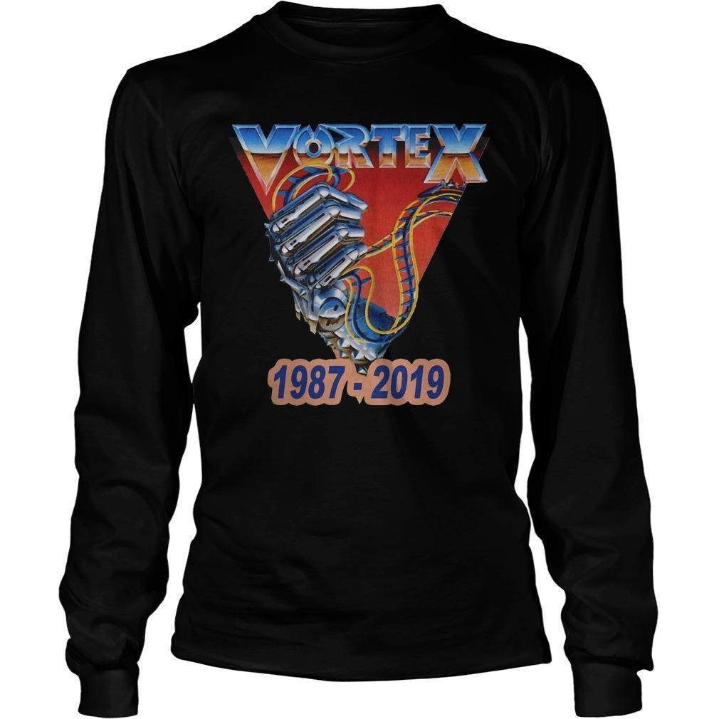 Vortex 1987 2019 Longsleeve