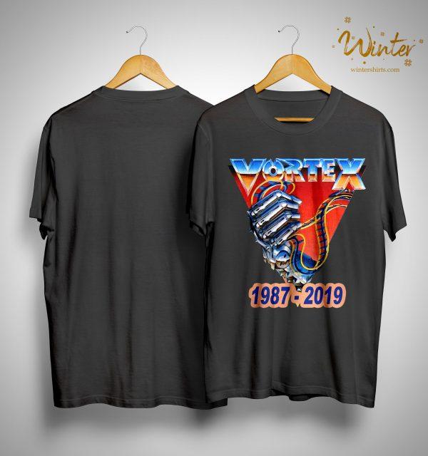 Vortex 1987 2019 Shirt