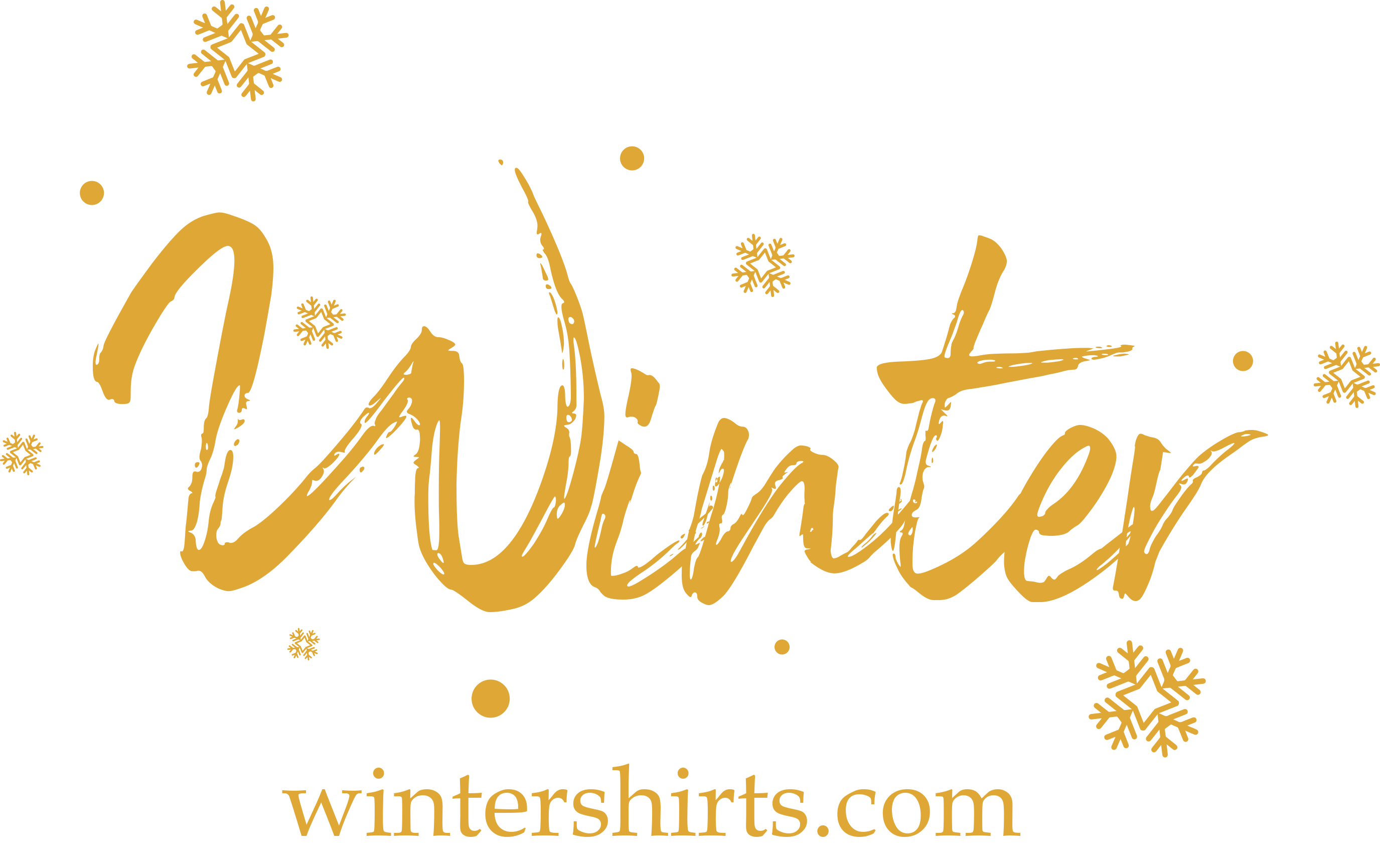 Winter T Shirts