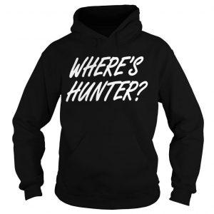 Where Is Hunter T Shirt
