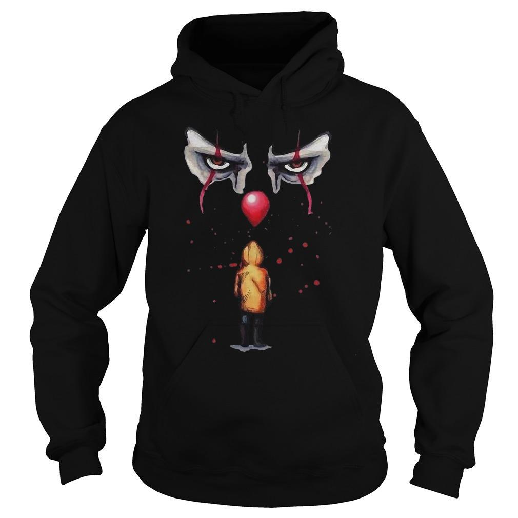 You'll Float Too Pennywise And Georgie Hoodie