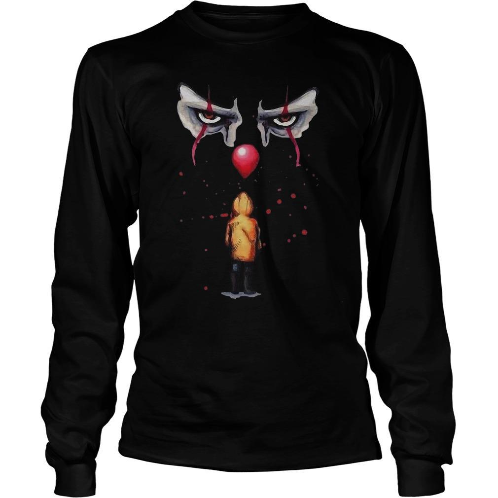 You'll Float Too Pennywise And Georgie Longsleeve