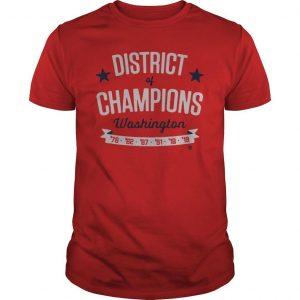 2019 World Series Washington Nationals Championship Shirt