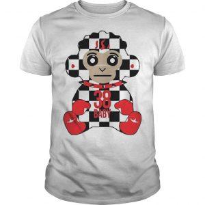 38 Baby Monkey Checkers Never Broke Again Shirt