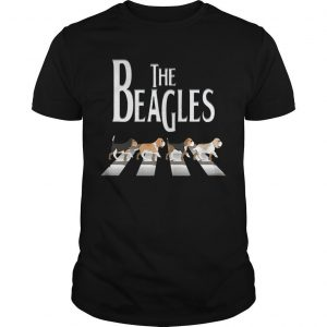 Abbey Road The Beagles Shirt