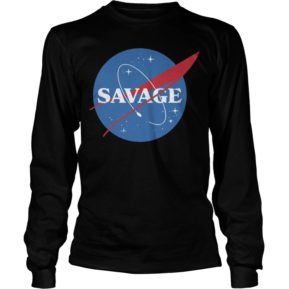 Adam Savage Meatball Longsleeve