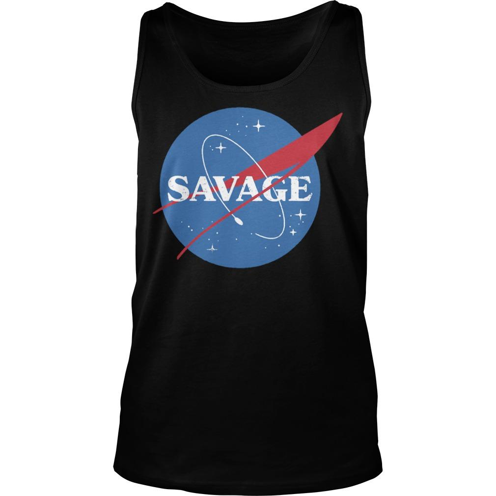 Adam Savage Meatball Tank Top