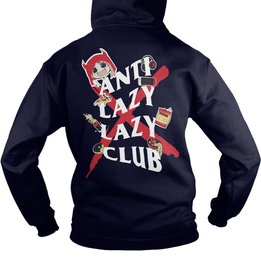 Anti Lazy Lazy Club Hoodie