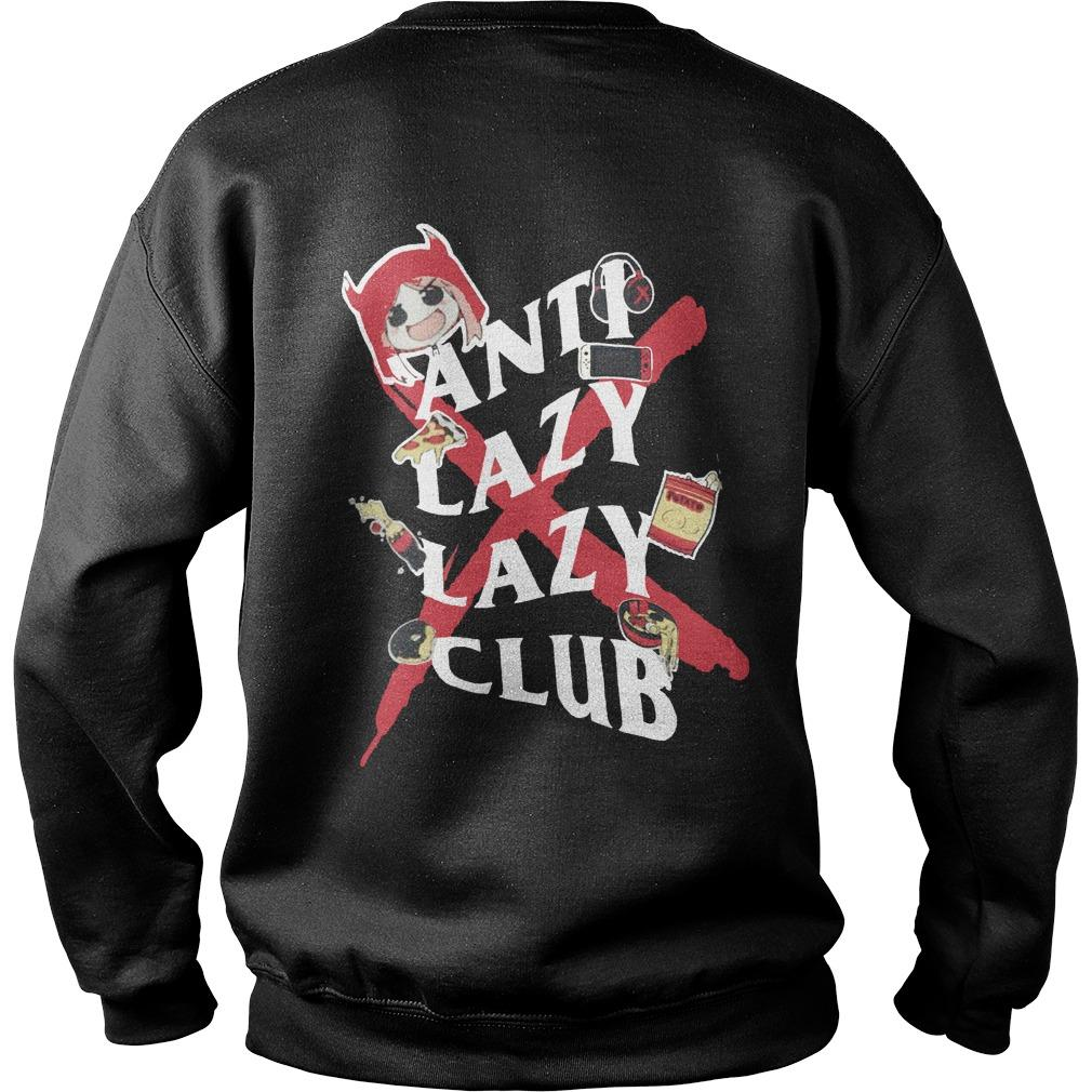 Anti Lazy Lazy Club Sweater