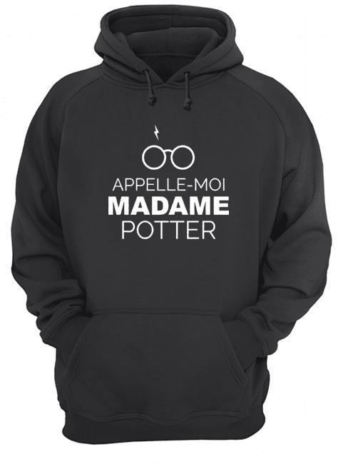 Appelle Moi Madame Potter Hoodie