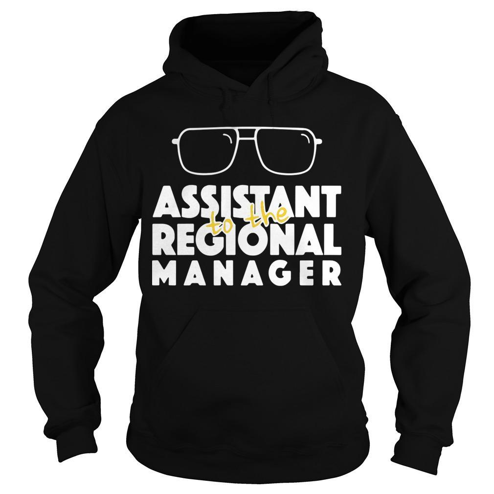 Assistant Regional Manager Hoodie