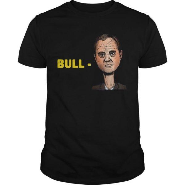 Bull-schiff T Shirt