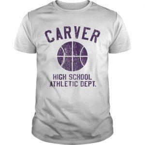Carver High School Athletic Dept Shirt
