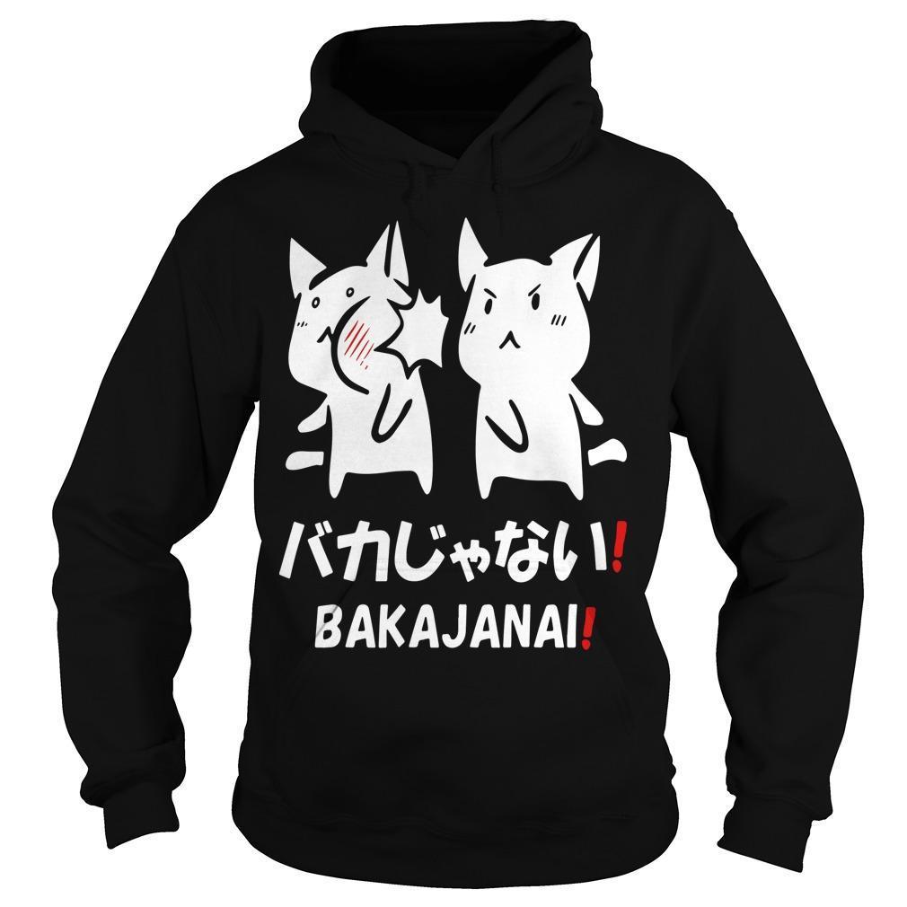 Cat Bakajanai Hoodie