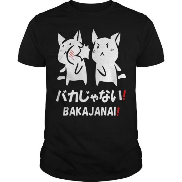 Cat Bakajanai Shirt