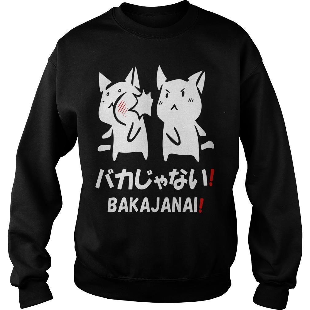 Cat Bakajanai Sweater