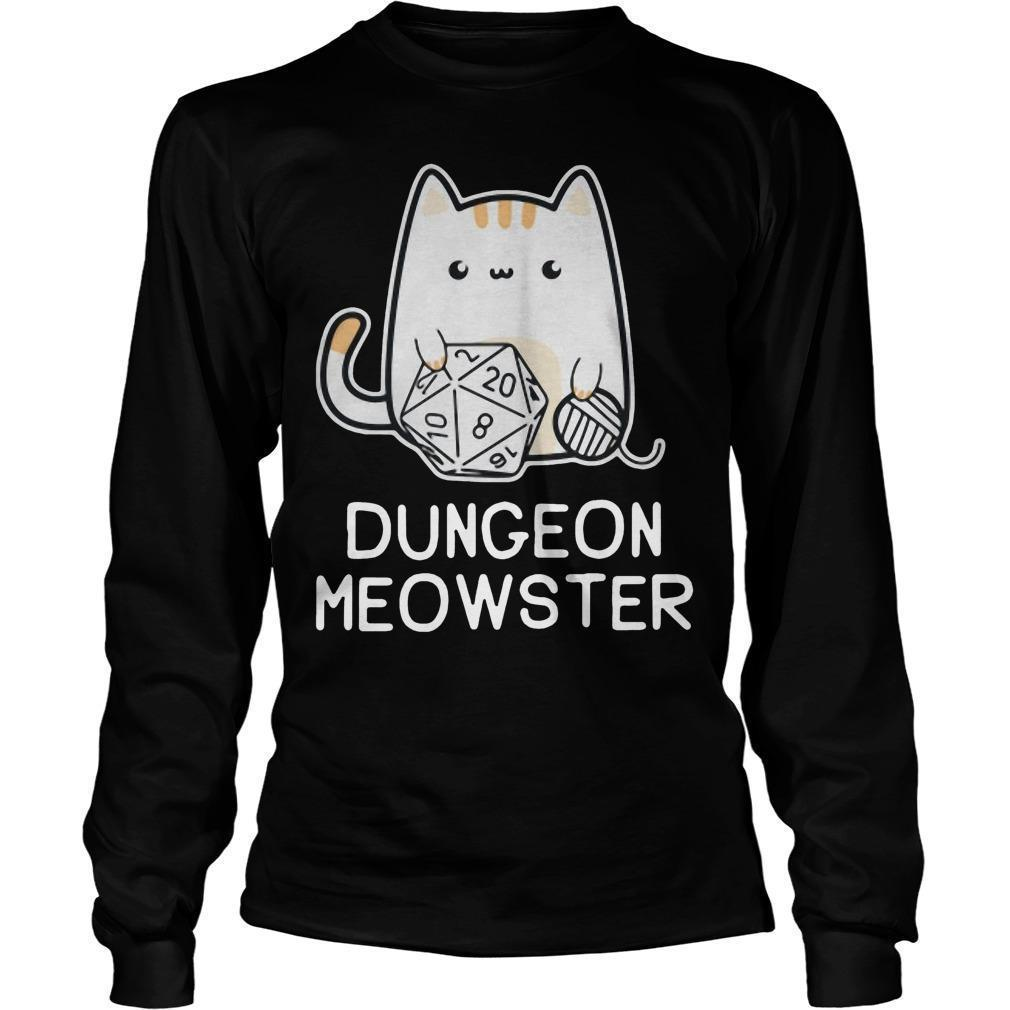Cat Dungeon Meowster Longsleeve