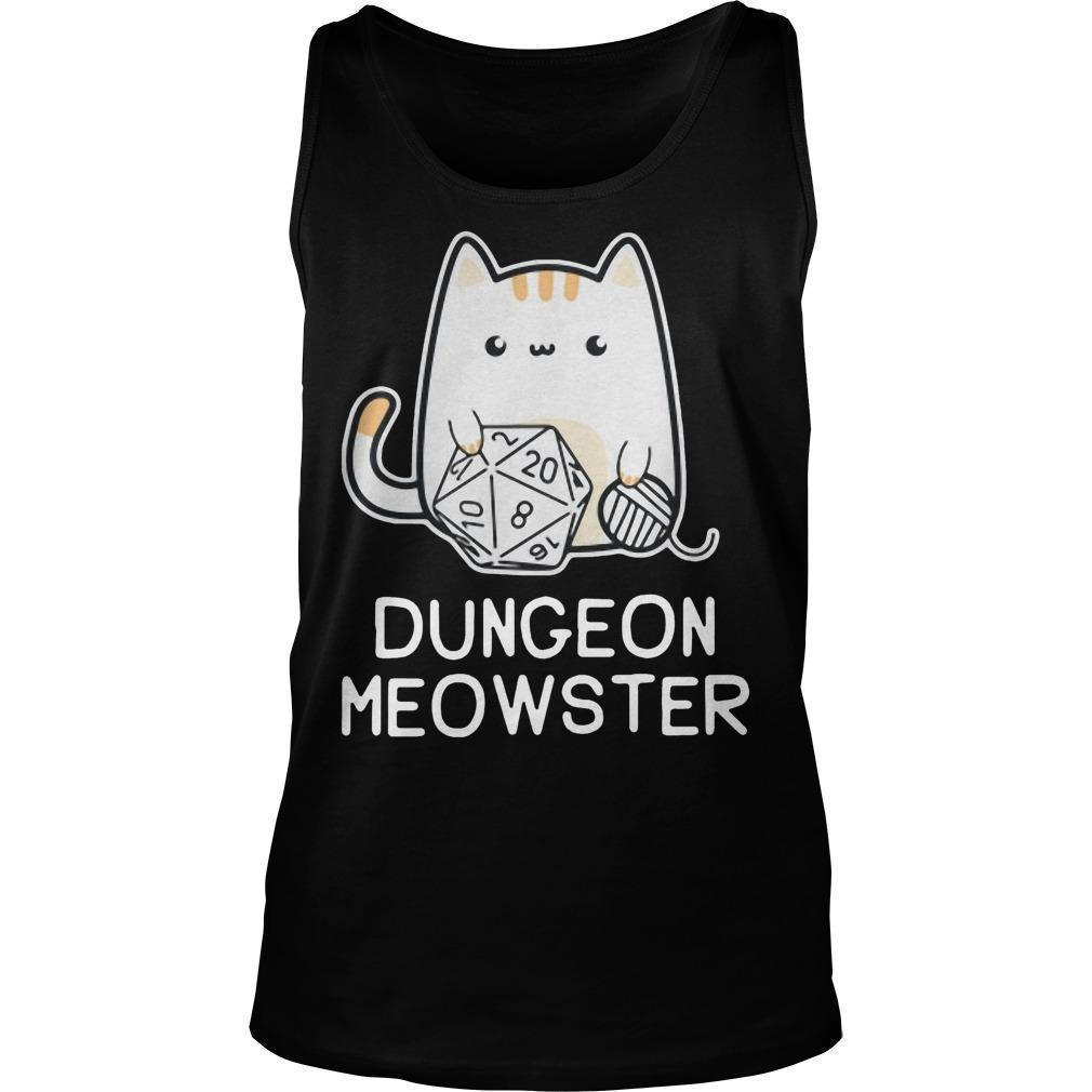 Cat Dungeon Meowster Tank Top
