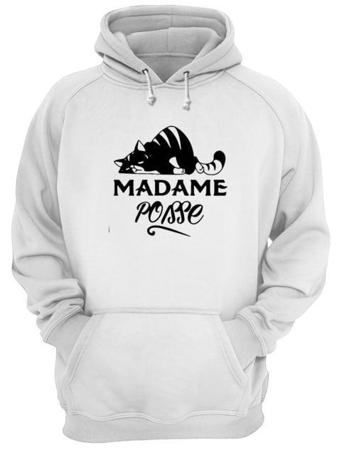 Cat Madame Poisse Hoodie