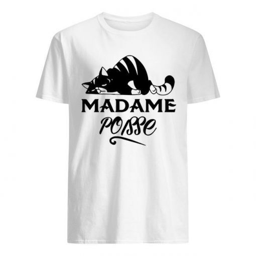 Cat Madame Poisse Shirt