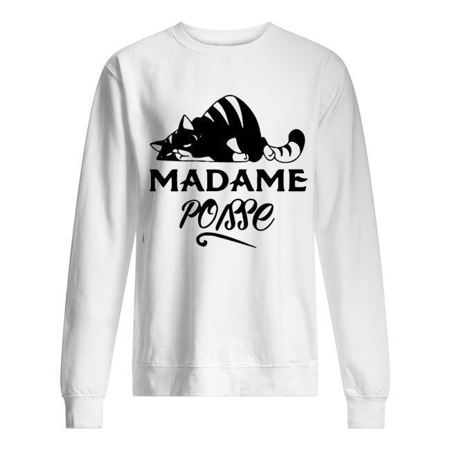 Cat Madame Poisse Sweater
