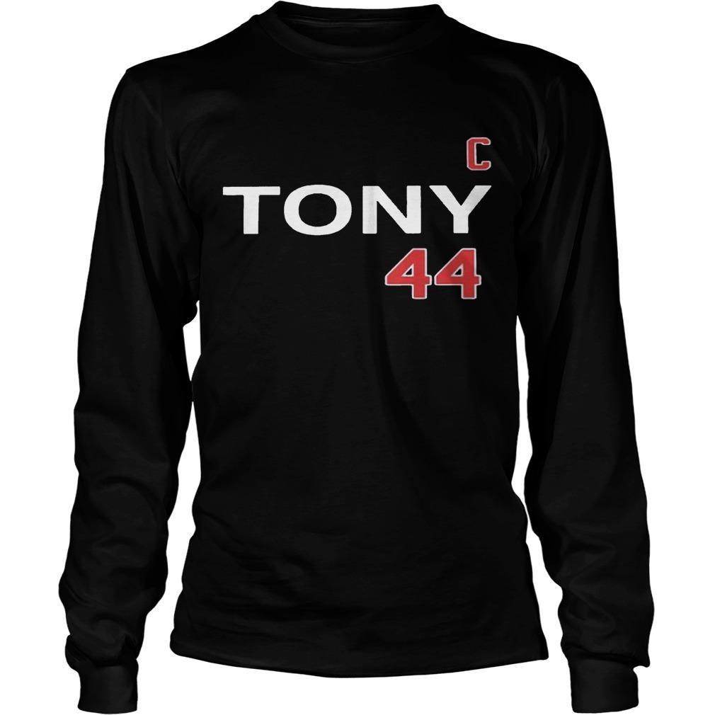 Chicago Cubs Captain Tony 44 Longsleeve