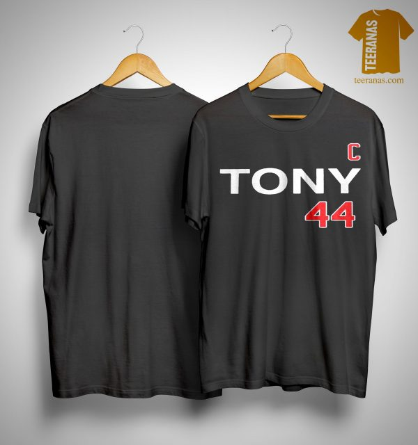 Chicago Cubs Captain Tony 44 Shirt