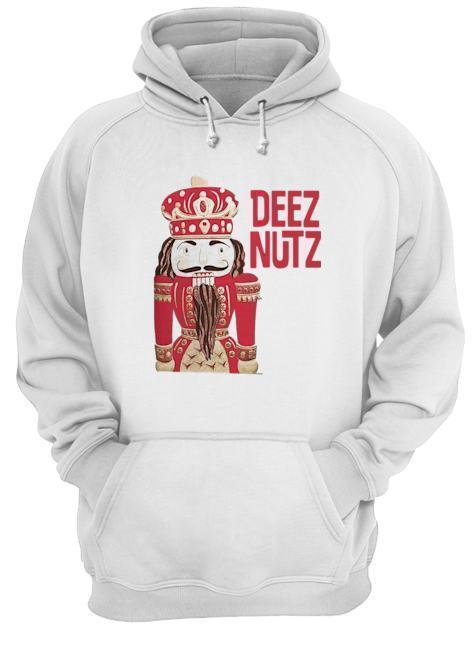 Christmas Deez Nuts Hoodie