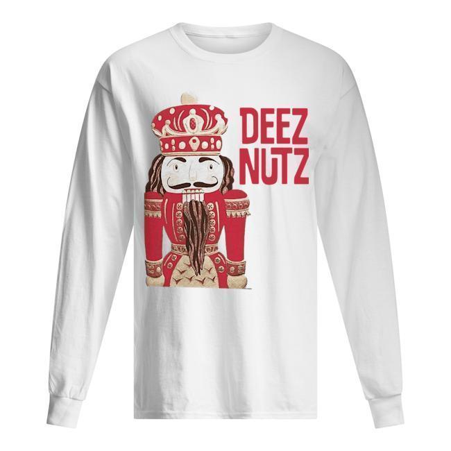 Christmas Deez Nuts Longsleeve