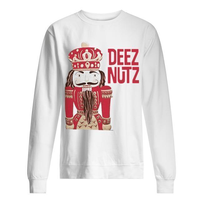 Christmas Deez Nuts Sweater