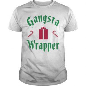 Christmas Gangsta Wrapper Shirt