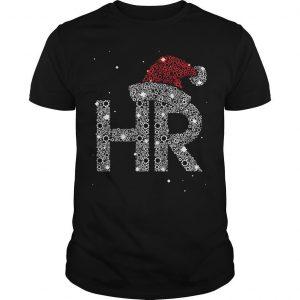 Christmas Human Resources Shirt