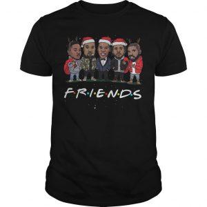 Christmas Legend Rappers Friends Shirt
