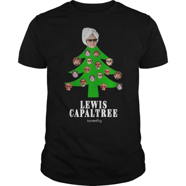 Christmas Lewis Capaltree Shirt