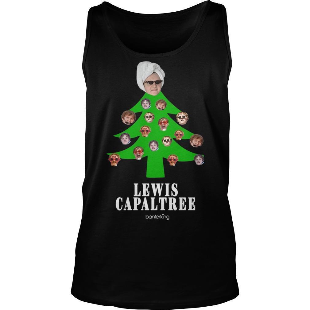 Christmas Lewis Capaltree Tank Top