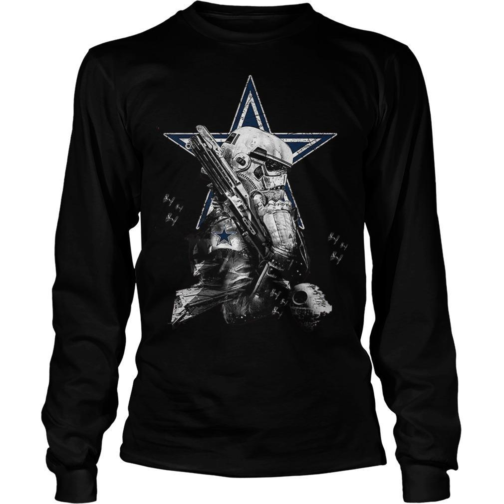 Dallas Cowboys Star Wars Stopper Longsleeve
