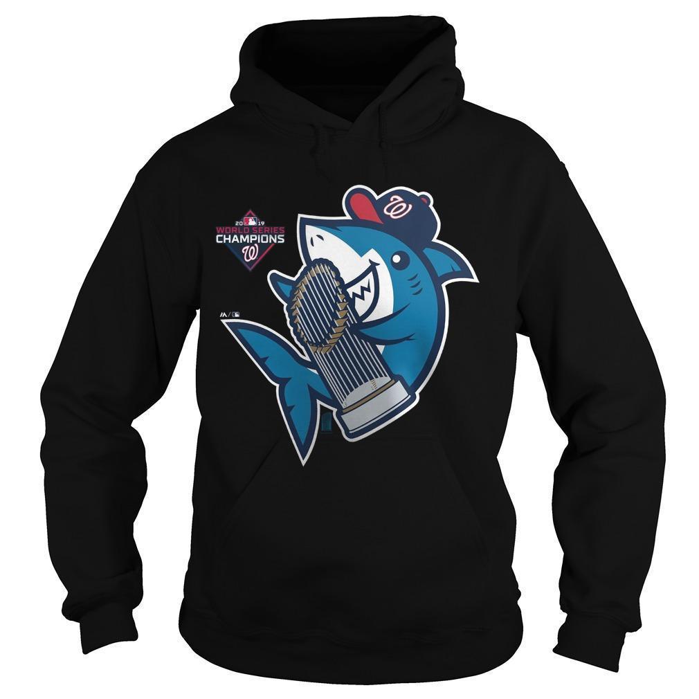 Darren Rovell Nats Shark Champions Hoodie