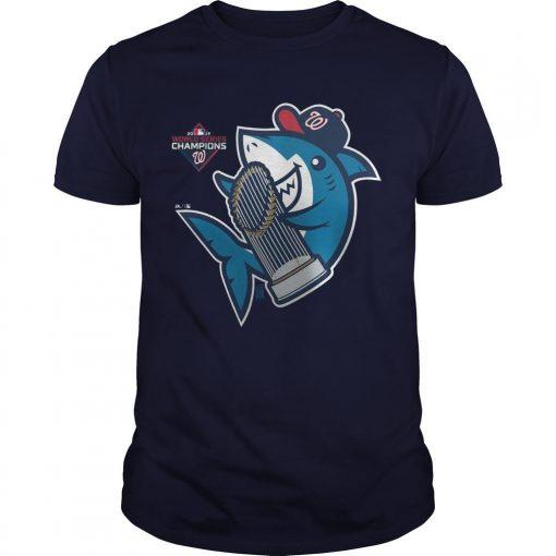 Darren Rovell Nats Shark Champions Shirt