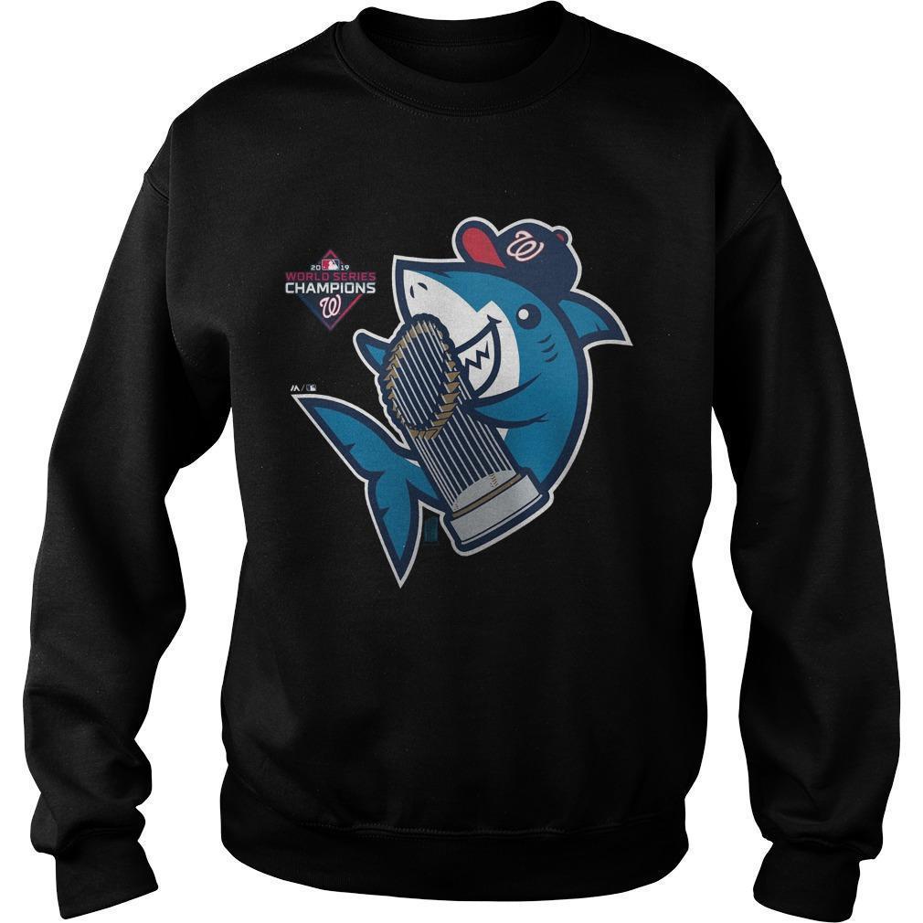 Darren Rovell Nats Shark Champions Sweater