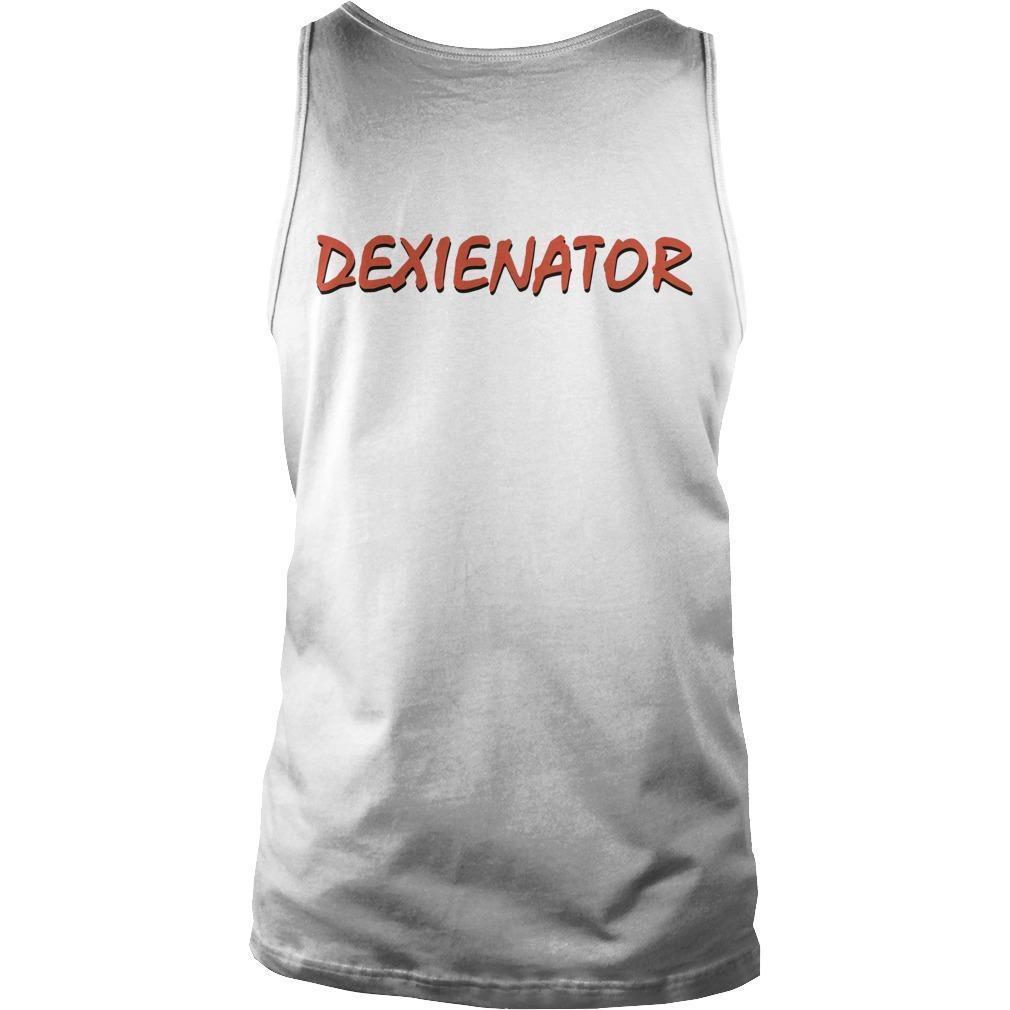 Dexienator Tank Top