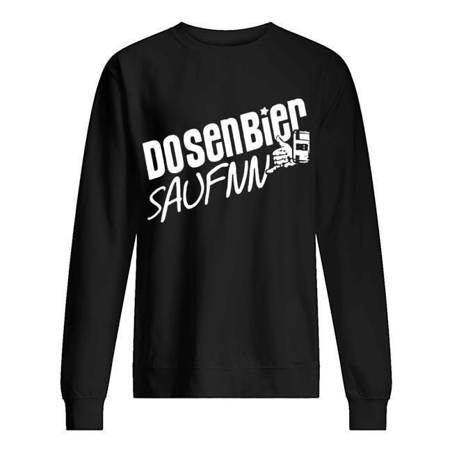 Dosenbier Saufnn Bier Sweater