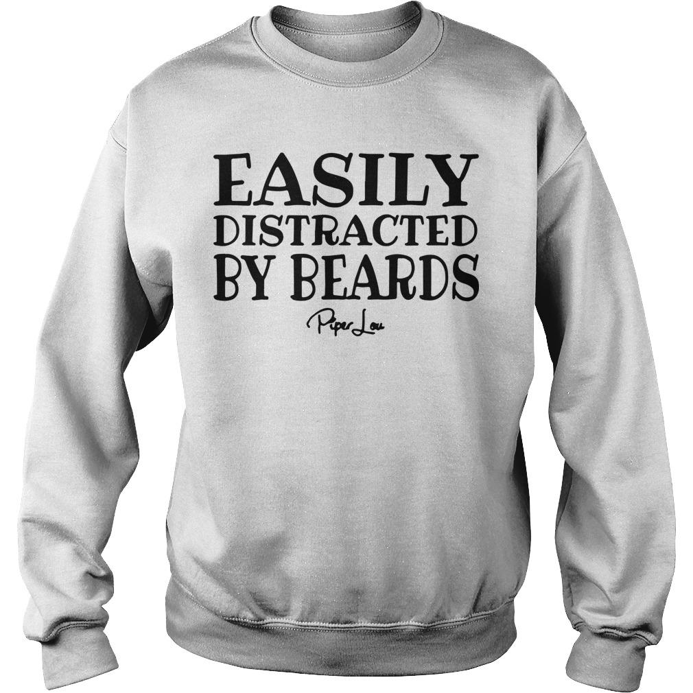 Easily Distracted By Beards Sweater