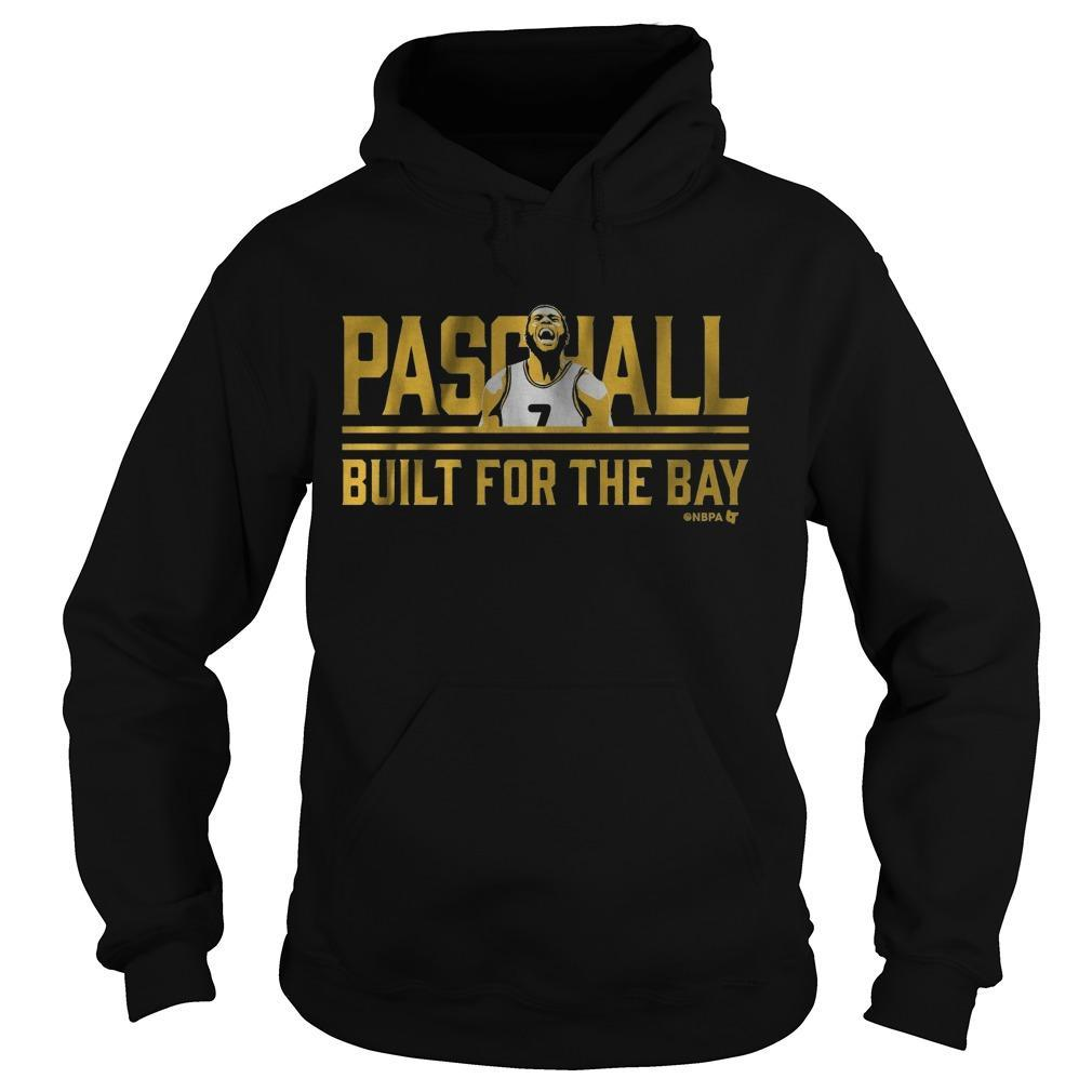 Eric Paschall Built For The Bay Hoodie