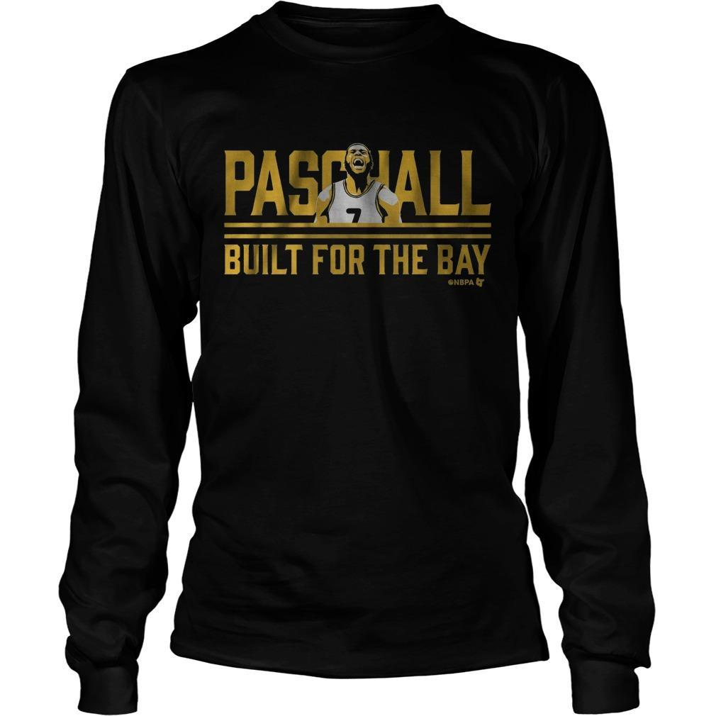 Eric Paschall Built For The Bay Longsleeve
