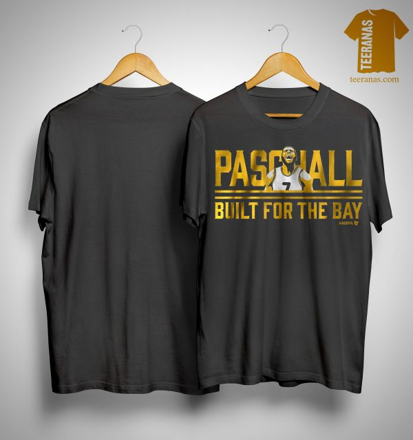 Eric Paschall Built For The Bay Shirt