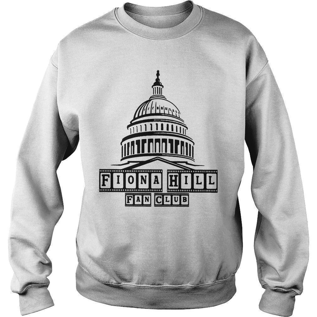 Fiona Hill Fan Club T Sweater